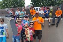 Skatekurs Sommer 2016