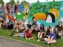 Graffiti Workshop Sommer 2017