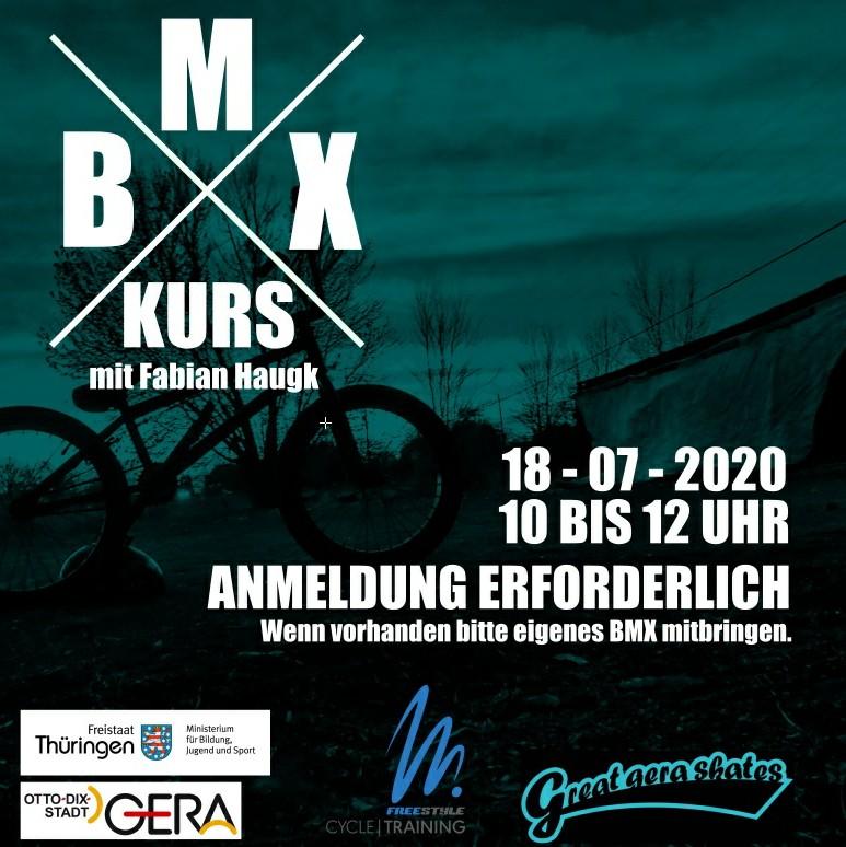 BMX Kurs NEU